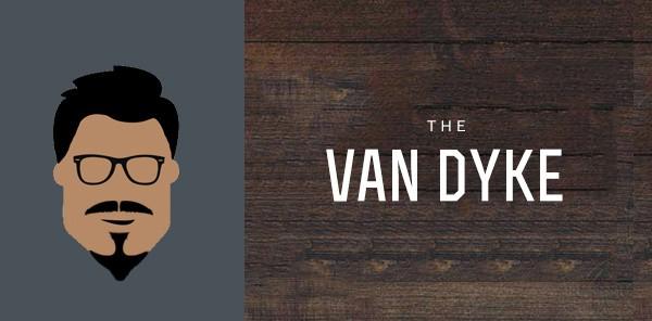 Van Dyke Beard Styles