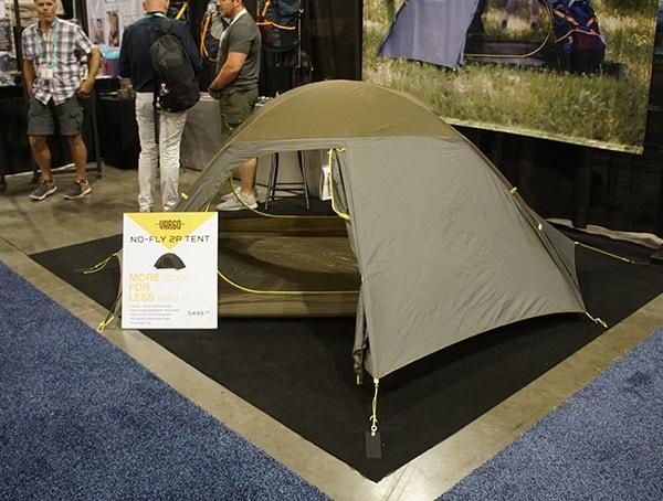 Vargo No Fly 2 Person Tent
