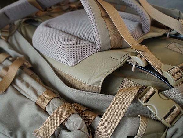 Velcro Back Panel Kelty Eagle Backpack