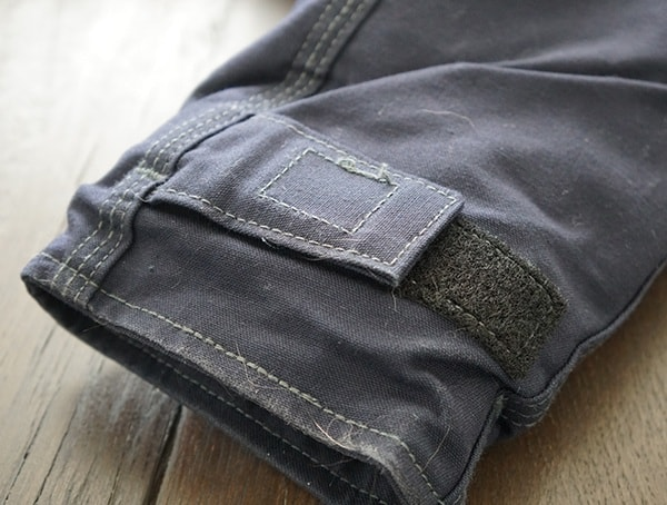 Velcro Wrist Closure Fire Resistant Full Swing Quick Duck Jacket