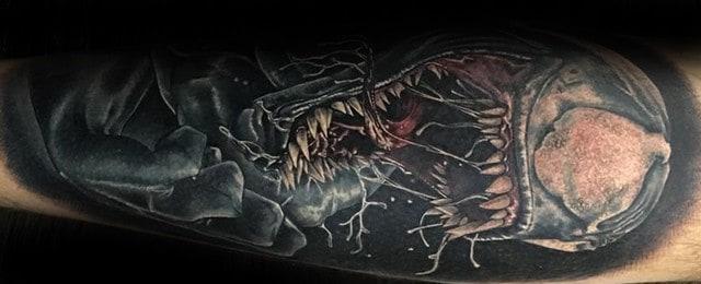 Venom Tattoo Designs: Top 57 Venom Tattoo Ideas