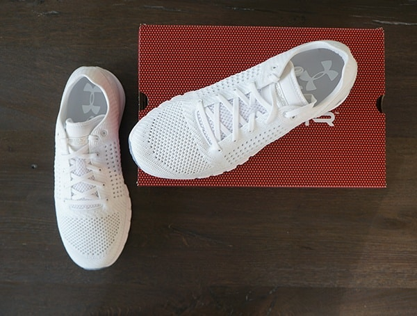 Ventilated Midfoot Panel With Soft Knit Upper Under Armour Hovr Sonic