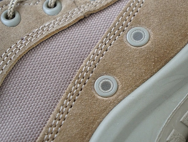Ventilation Holes On Side Of Od 30 Coyote Brown Mens A3 Combat Boots