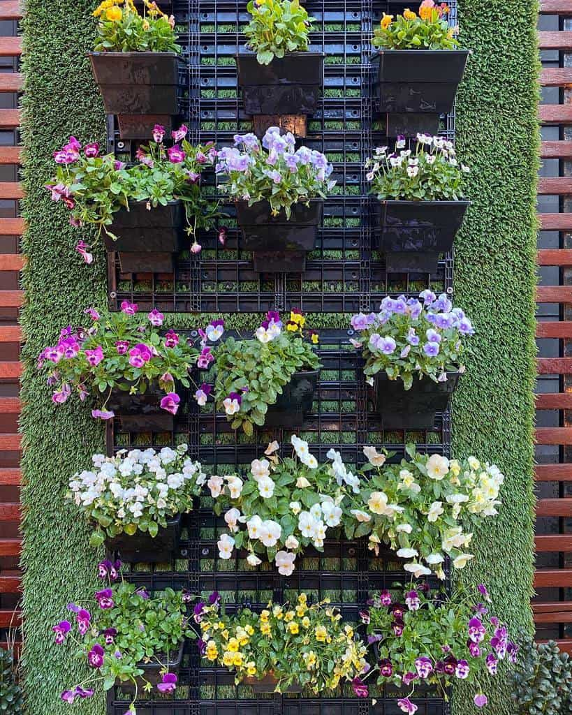 vertical flower garden ideas kathrose