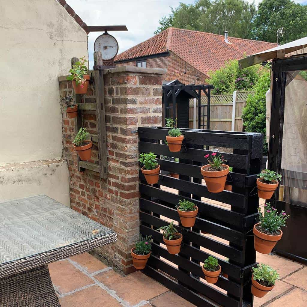 vertical garden herb garden ideas katereeve_stylist