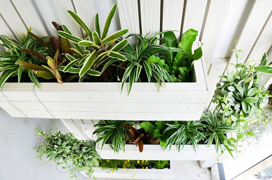 vertical planter garden ideas 2