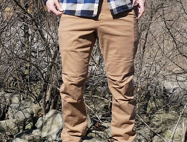 Vertx Delta Strech Pants Review Front