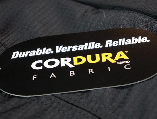 Vertx Edc Gamut Plus Backpack Exterior Cordura Fabric