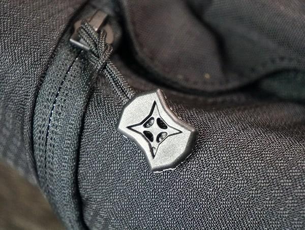 Vertx Edc Gamut Plus Backpack Logo Pull Tabs