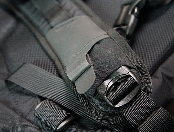 Vertx Edc Gamut Plus Backpack Shoulder Strap Bottom Closed
