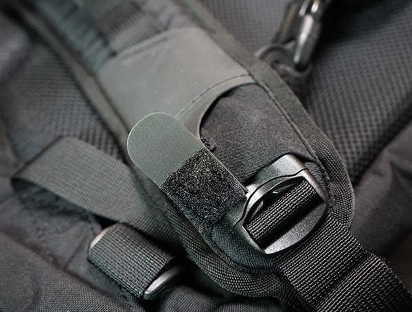 Vertx Edc Gamut Plus Backpack Shoulder Strap Bottom Open Velcro