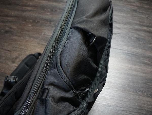 Vertx Edc Gamut Plus Backpack Side