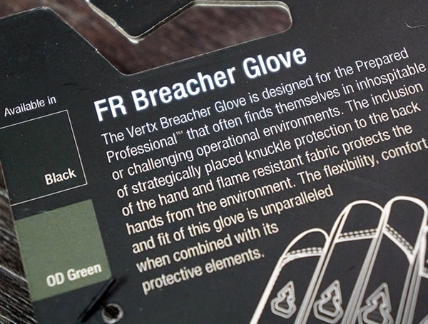 Vertx Fr Breacher Gloves For Men