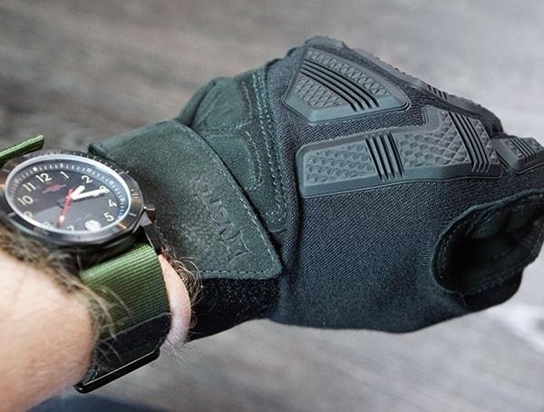 Vertx Fr Breacher Gloves Review Closed Fist