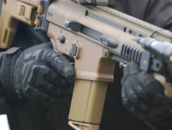 Vertx Fr Breacher Gloves Review Scar