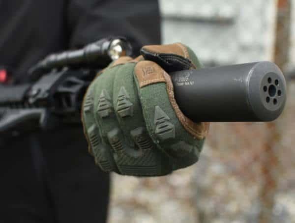 Vertx Fr Breacher Gloves Review Supressor