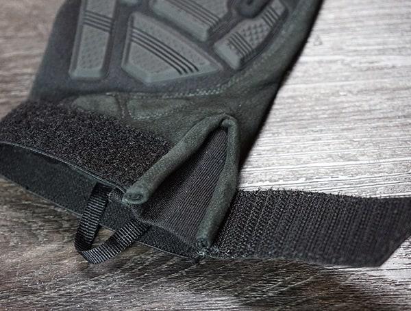 Vertx Fr Breacher Gloves Velcro Closure