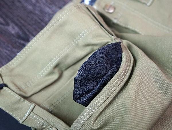 Vertx Hyde Pants Mesh Main Pocket