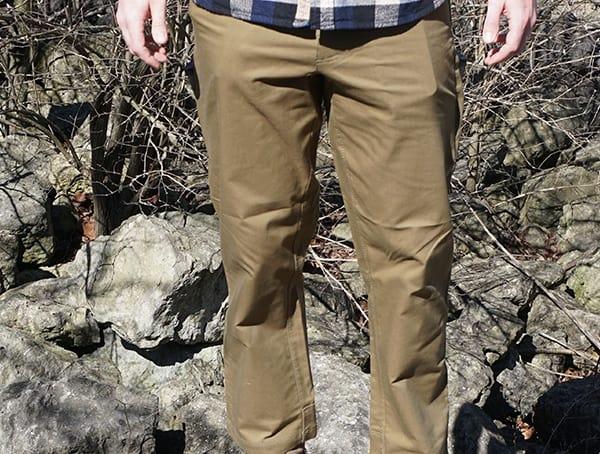 Vertx Hyde Pants Review Front