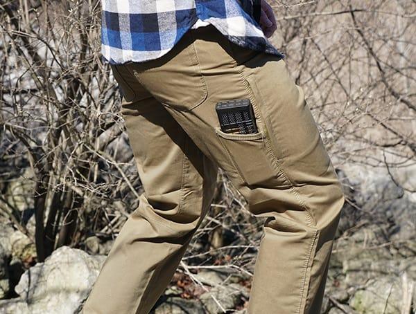 Vertx Hyde Pants Review Sides