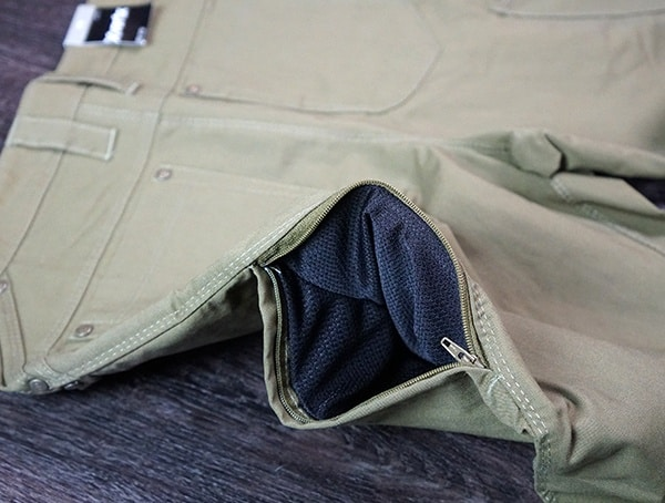 Vertx Hyde Pants Side Zipper Mesh Pocket For Airflow