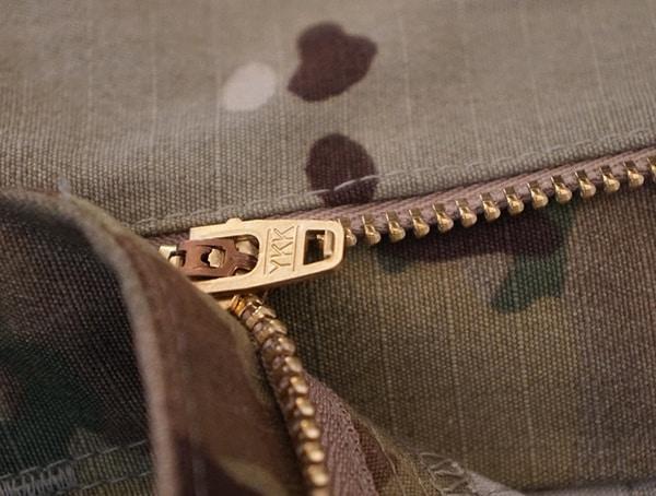 Vertx Recon Pants Ykk Zipper Detail