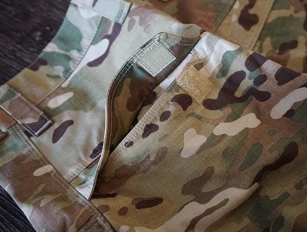 Vertx Recon Tactical Mens Pants Rear Pockest