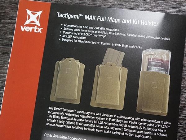 Vertx Tactigami Full Mag Kit