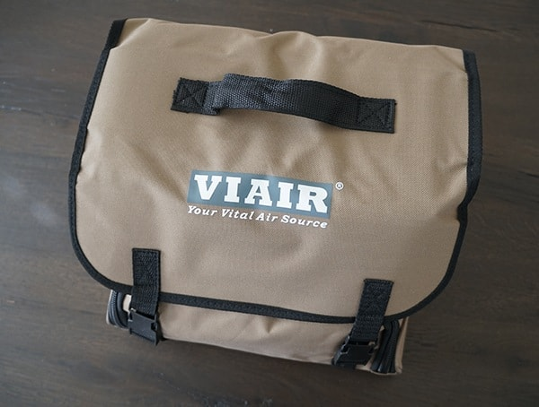 Viair 400p Automatic Compressor Included Portable Travel Bag