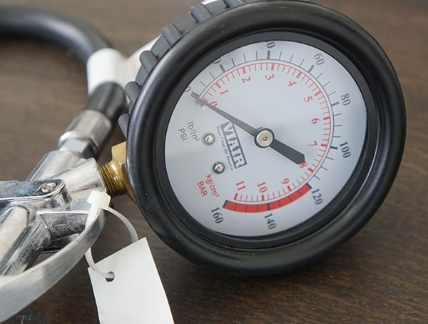 Viair 400p Automatic Compressor Tire Pressure Gaguge