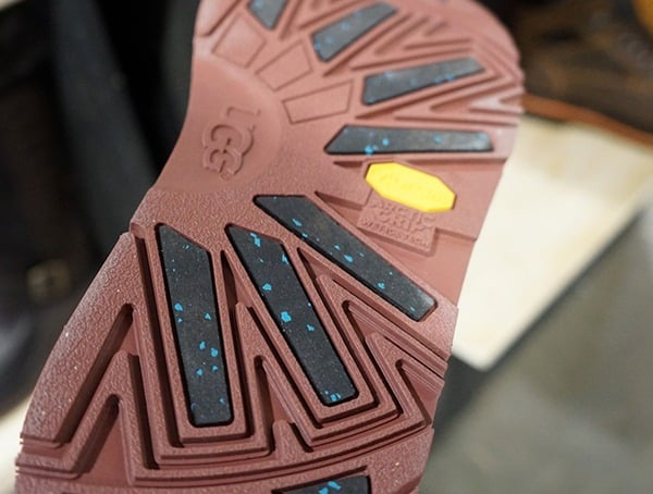 Vibram Ice Traction Outsoles