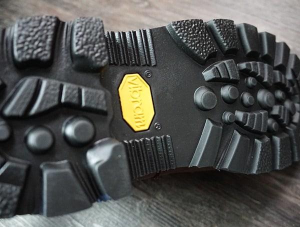 Vibram Montanta Rubber Lug Outsole Wolverine Novak Boots Review