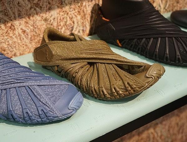 Vibram Wrap Shoes