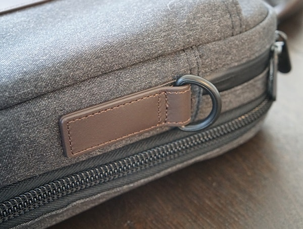 Victorinox Architecture Urban Bodmer 14 Mens Breifcase Side Hook For Strap