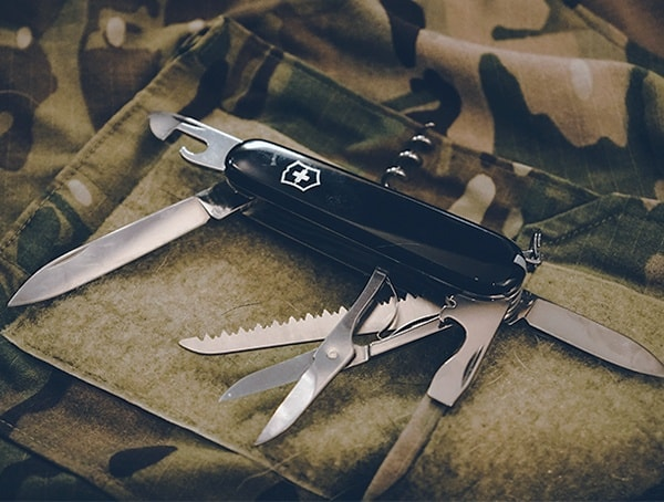 Victorinox Huntsman Pocket Knife Review