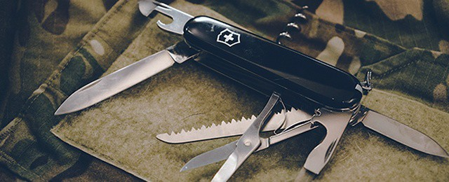 Victorinox Huntsman Review Swiss Pocket Knife