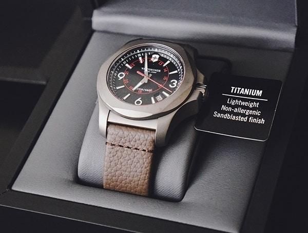 Victorinox Inox Titanium Watches For Men