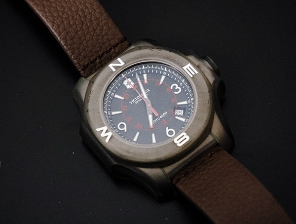 Victorinox Inox Watch Dial With Protective Bummer