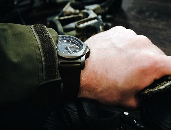 Victorinox Inox Watch Hunting