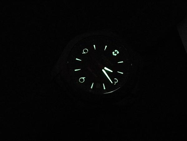 Victorinox Inox Watch Illumination Review