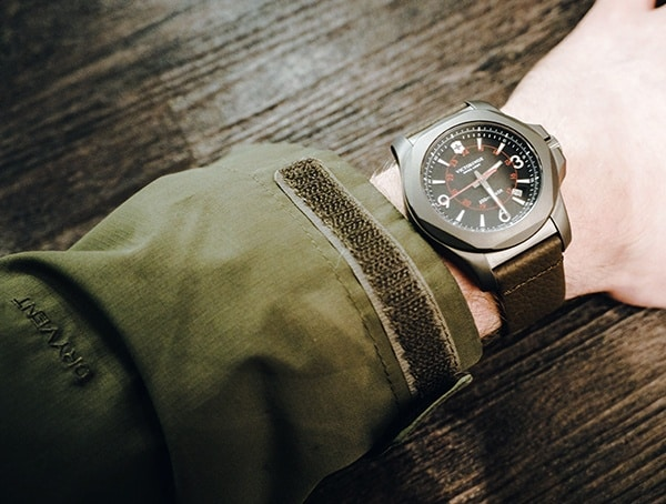 Victorinox Inox Watch Outdoors