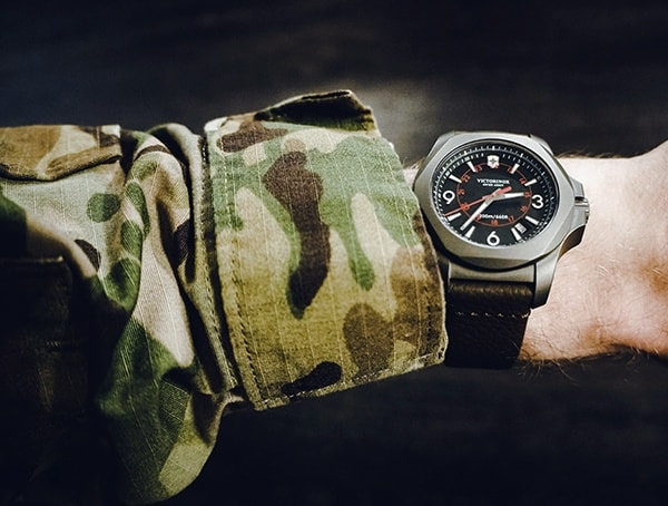 Victorinox Inox Watch Range Clothing
