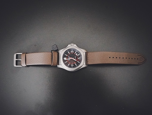Victorinox Inox Watch Review Side