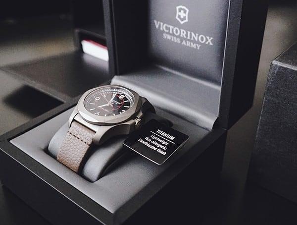 Victorinox Inox Watch Review Unboxing
