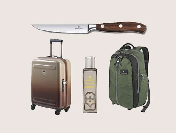 Victorinox Luggage Knives And Fragrance