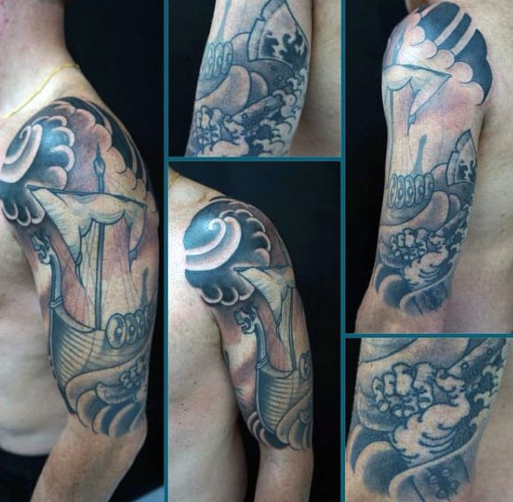 Viking Tattoo Designs For Men