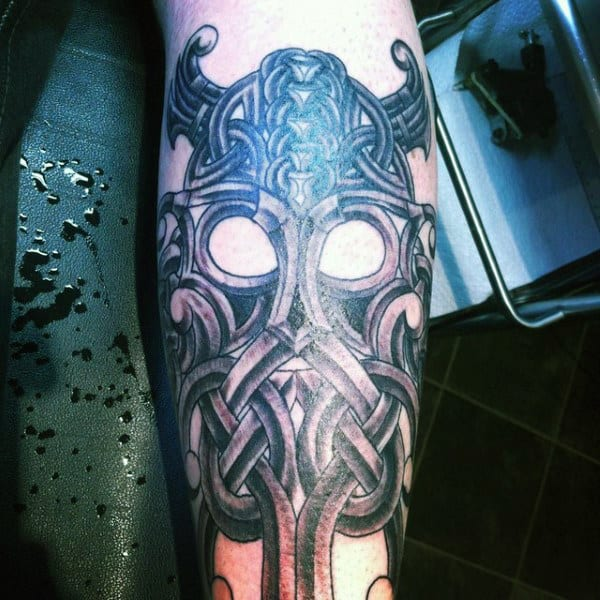Viking Tattoo Meaning For Men