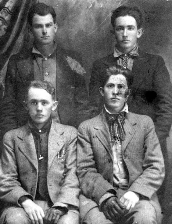 Vintage 1920s Men Fashion