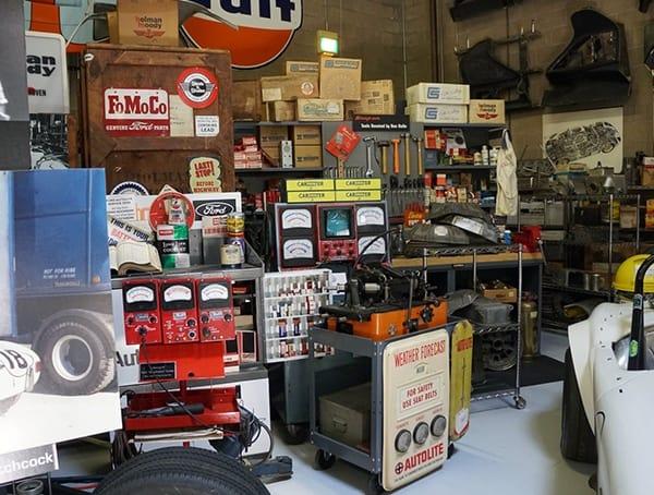 Vintage Automotive Collection