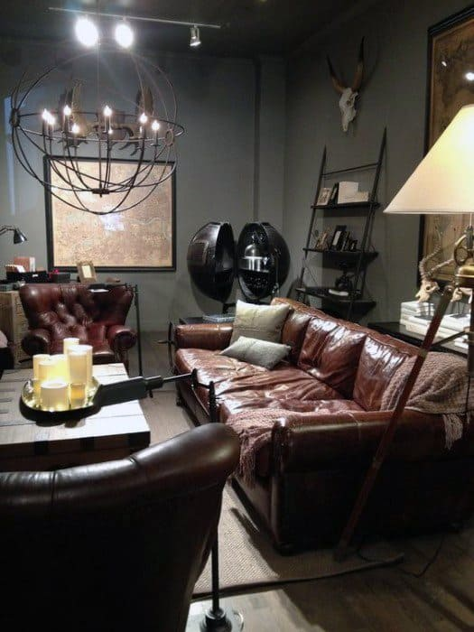 Vintage Awesome Man Caves For Men